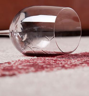 How to Remove Red Wine from the Carpet?