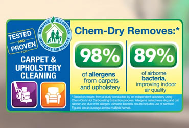 The Uncleanable Carpet – Chem-Dry's Solution